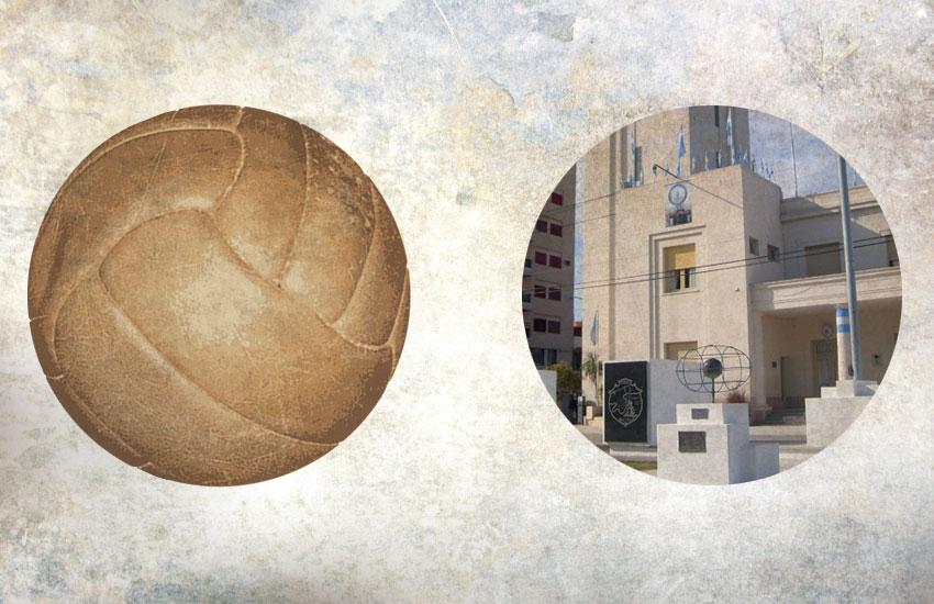 La pelota de Bell Ville
