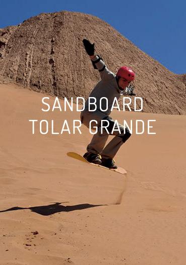 sandboard tolar grande