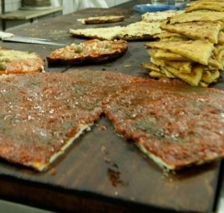 La Pizza Canchera: porciones son amores
