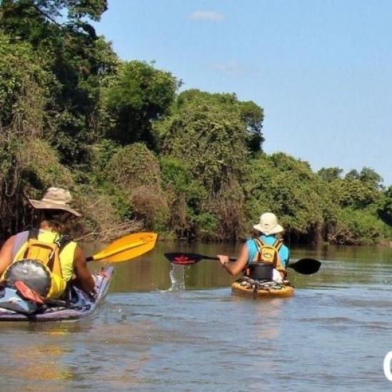 Travesía en Kayak – Colón a Concepción del Uruguay<br>2D/1N