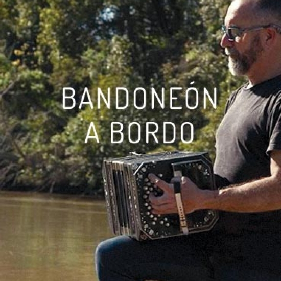 Bandoneon on Board<br>Tigre