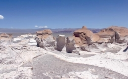 El incomparable Campo de Piedra Pómez de Catamarca