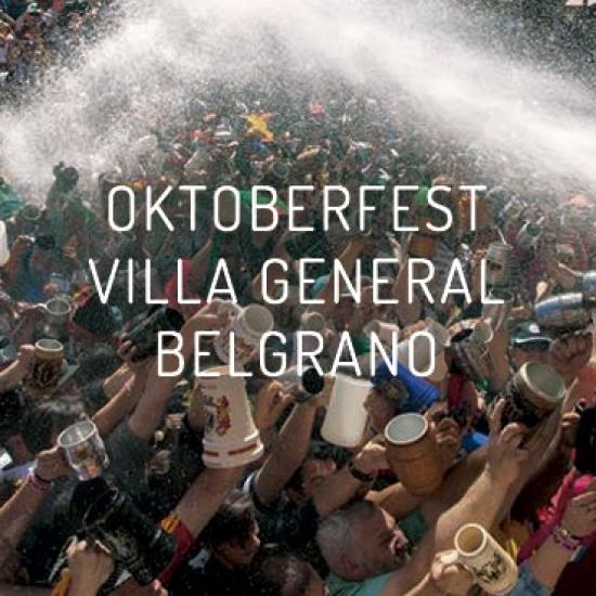Oktoberfest 2019 – Beer Party – Córdoba