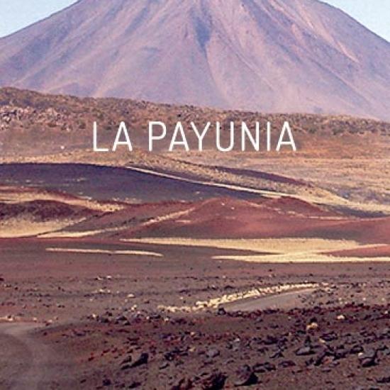 LA PAYUNIA – 4X4 IN MENDOZA<br>4D/3N