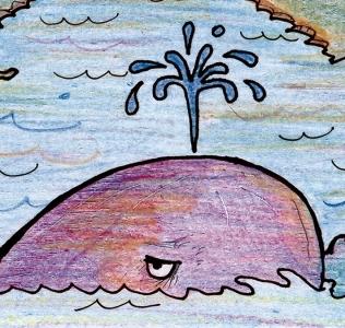 El monje, la isla y la bahía de Samborombón
